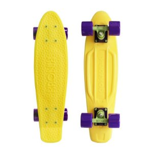 Mini Cruiser Kronik The Breeze Yellow 22""
