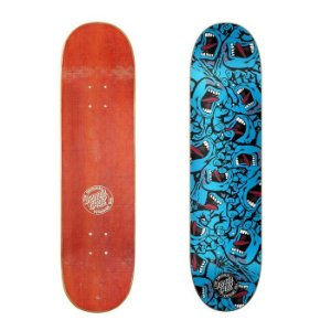 Shape Santa Cruz Screaming Hand Mash Up Blue 7.8