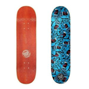 Shape Santa Cruz Screaming Hand Mash Up Blue 8.3
