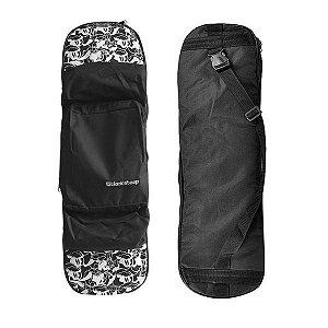 Skate Bag Black Sheep Street Ovelha Preta / Branca