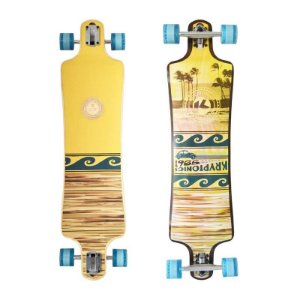 Longboard Completo Kryptonics Drop Down Groovin 40""