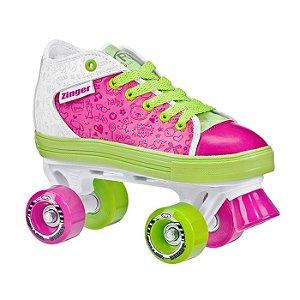 Patins Clássico Roller Derby Zinger Girls