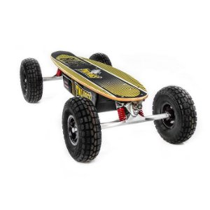 Skate Elétrico Two Dogs Off Road 800W G2 com Faróis de LED