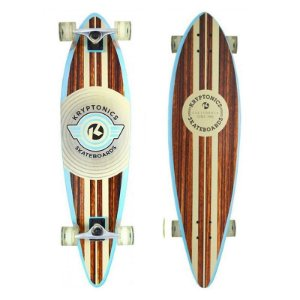 Longboard Completo Kryptonics Top Rank Pintail 37""