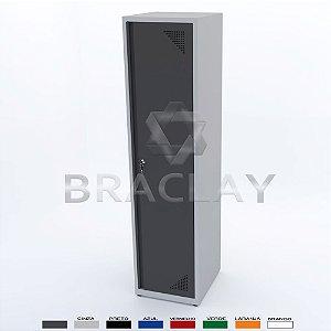 Armário Industrial Para Ferramentas Compacto com 04 prateleiras BRA-500 FLEX BRACLAY
