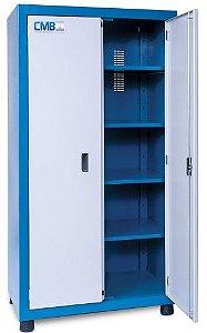 Armário industrial para ferramentas c/ 04 prateleiras ARM-017/020 CMB