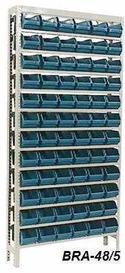 Estante Para Caixa Bin Porta Componentes Caixas N.5 Braclay