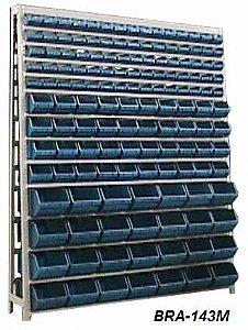 Estante Para Caixa Bin Porta Componentes n.3, 5 E 7 Braclay
