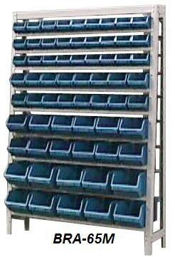 Estante Para Caixa Bin Porta Componentes Para Gavetas n.3, 4 ,5 E 6 Braclay