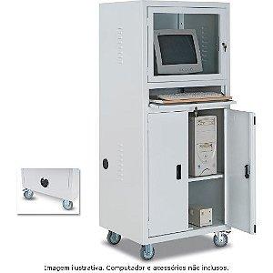 Rack Industrial Para Computador c/ Microventilador  RPCV02 CMB