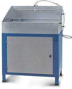 Lavadora de Peças Fechada c/ Reservatório Plástico LAV-02 CMB