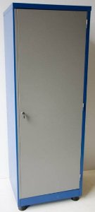 Armário Industrial compacto para ferramentas c/ 04 prateleiras  BRA-260 BRACLAY