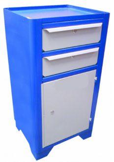 Gabinete Industrial c/ 02 Gavetas e 01 Porta BRA-GAV10506
