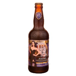 Cerveja Gram Bier Black Tie