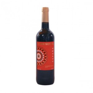 Vinho Espanhol Sobremonte - Tempranillo