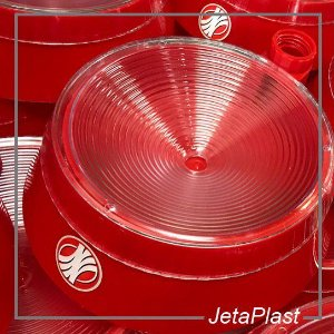 Bebedouro Inteligente Jetaplast vermelho Modelo 2019