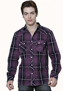 Camisa Siberian Xadrez