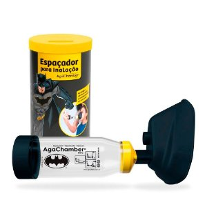 Espaçador Infantil Batman AgaChamber Agaplastic