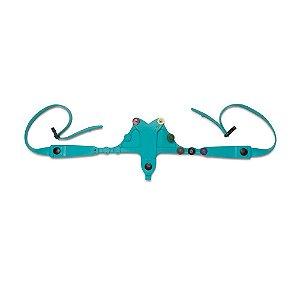 ECG Belt Eletrodos de ECG Precordiais Tipo Cinto com Externsor LevMed MD