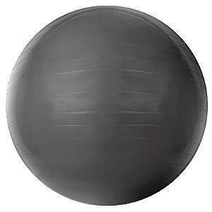 Bola Suíça Gym Ball 75cm Cinza Acte
