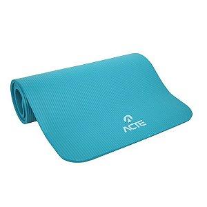 Tapete Para Exercícios Comfort Verde T54 Acte