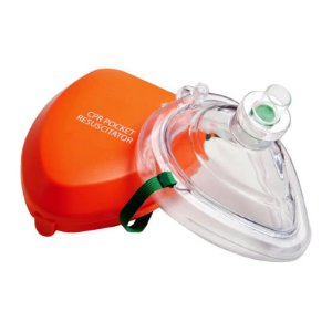 Máscara Pocket Para RCP Ressucitador Headstar MD