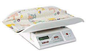 Balança Digital Para Bebê ELP-25BBCI Concha Ínox E Capa Balmak