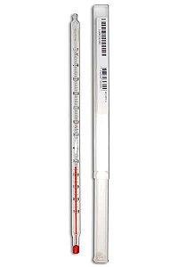 Termômetro Químico Escala Interna -10° A +60°C 5020 Incoterm