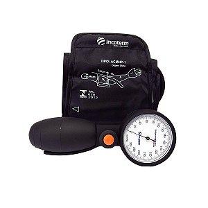 Esfigmomanômetro Clínico Adulto EC500 Incoterm