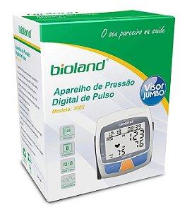 APARELHO DE PRESSÃO DIGITAL DE PULSO 3002 BIOLAND