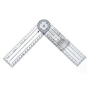 Goniômetro em PVC 20cm Trident