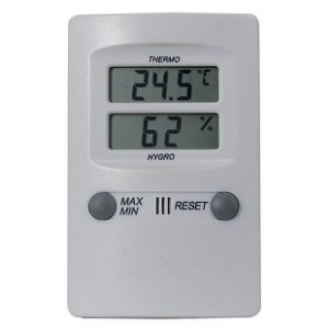 Termo-Higrômetro Digital MAX/MIN 7429 TFA Incoterm