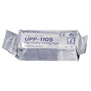 PAPEL UPP-110S PARA IMPRESSORA DE VÍDEO / ULTRASSOM ROLO SONY