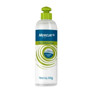 GEL ULTRASSOM 320ML MERCUR
