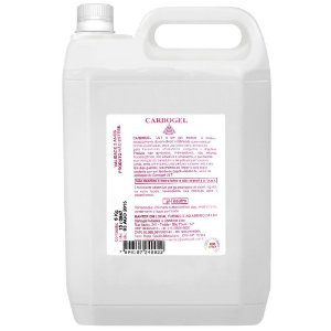 Gel Plurigel Galão 5Kg Carbogel