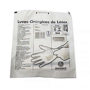 Luva Cirúrgica Estéril 7.0 Par Descarpack