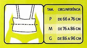Órtese Para Costas E Cintura Tam.-P- BC0080-A Mercur
