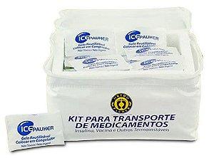 Kit Para Transporte De Medicamentos Ortho Pauher