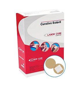 CURATIVO CURE AID COR DA PELE C/500UN LABOR CARE