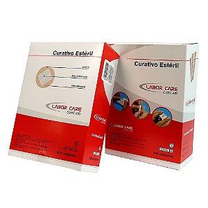 Curativo Cure Aid Bege C/ 500 Un. Labor Care