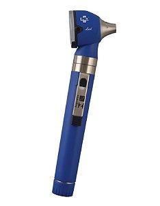 Otoscópio LED OMNI 3000 Azul C/ Estojo Macio MD