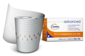 Filme Transparente Rolo 10cm x 10m Advanced Cremer