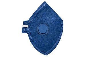 Máscara Respiratória PFF2 C/ Válvula Unidade DELTA PLUS