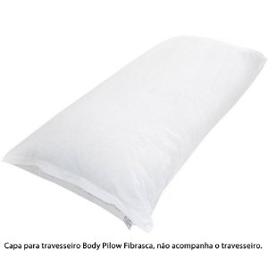 Capa Para Travesseiro Body Pillow 3099 Fibrasca