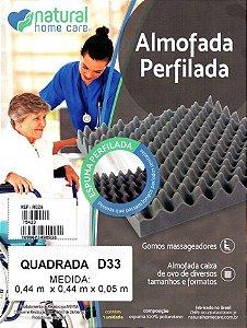 Almofada Espuma Quadrada D33 NHC