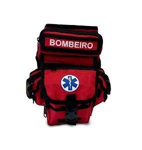 BORNAL PARA BOMBEIRO - COR VERMELHA - SAVE APH