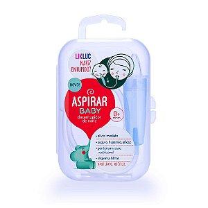 Aspirador Nasal Aspirar Baby c/ Estojo Likluc