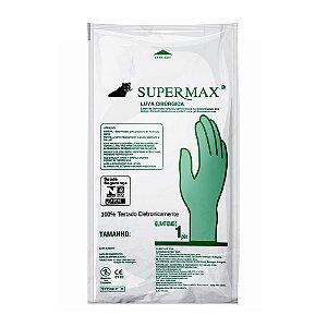 Luva Cirúrgica Estéril 7.5 PAR Supermax