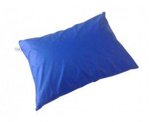 Travesseiro Hospitalar Azul Courvin 0,63x0,43m NHC
