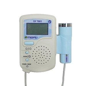 Detector Fetal Portátil Mod. DF-7001 D Azul - Medpej